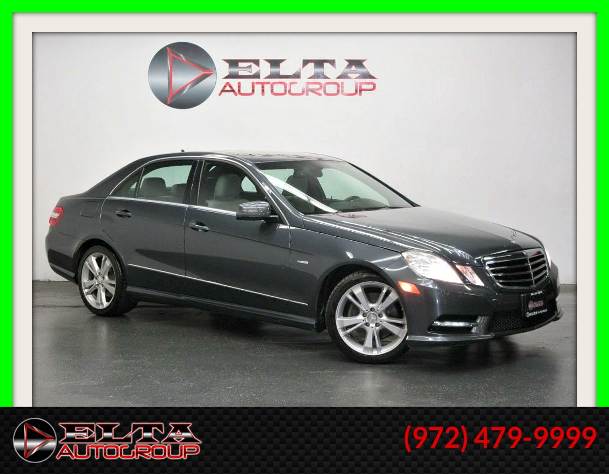 2012 Mercedes-Benz E 350 LUXURY * NAVIGATION * CAMERA * AUX