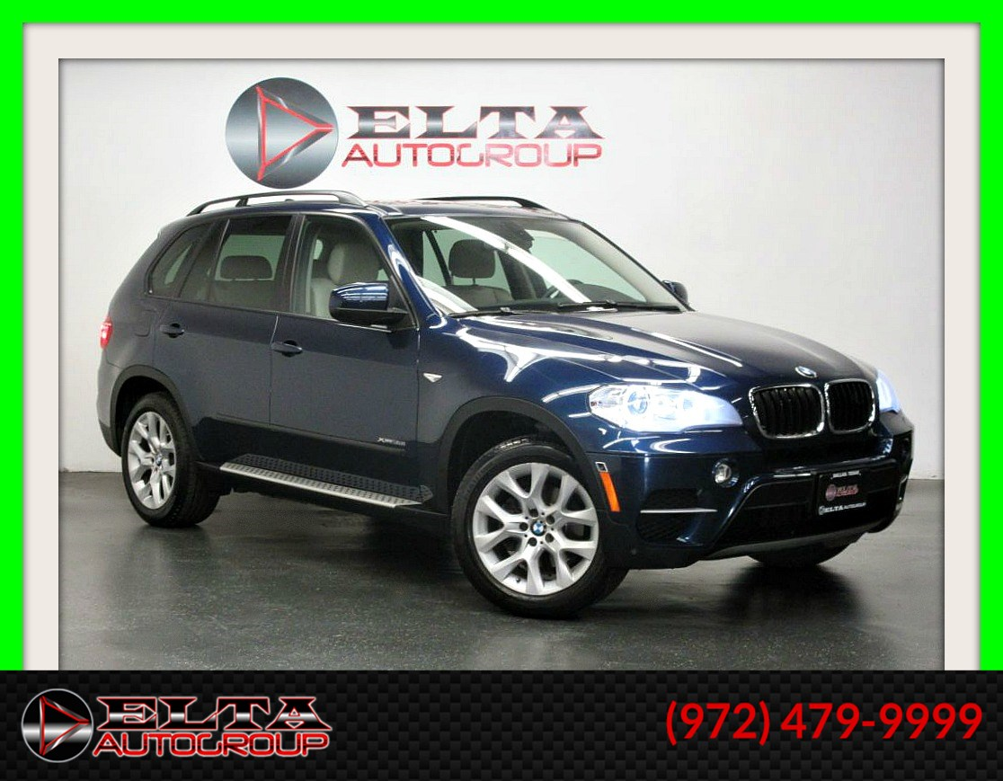 2012 BMW X5 35i * PREMIUM * NAVI * CAMERA * PANO * 1 OWNER