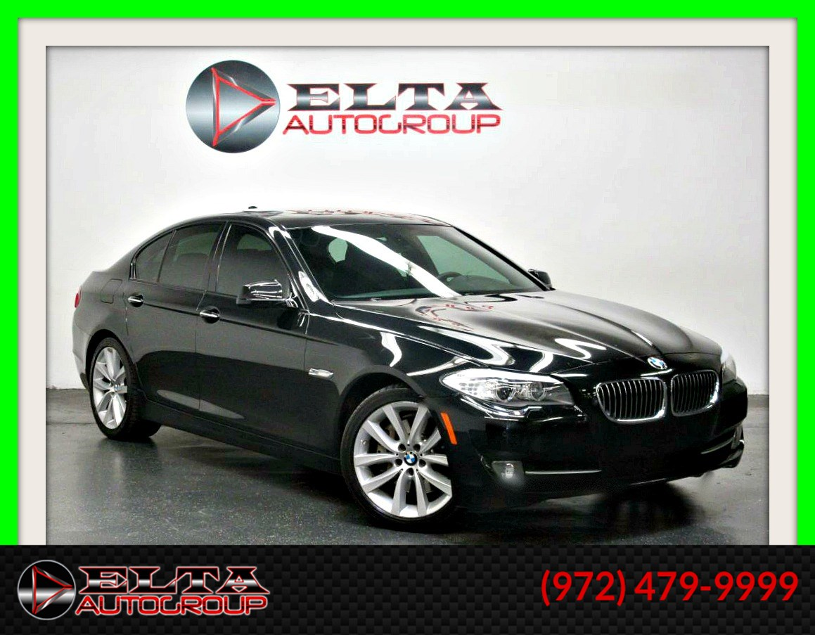 2011 BMW 5 Series 535i * SPORT * PREMIUM * NAVI * CAMERA * 1 OWNER