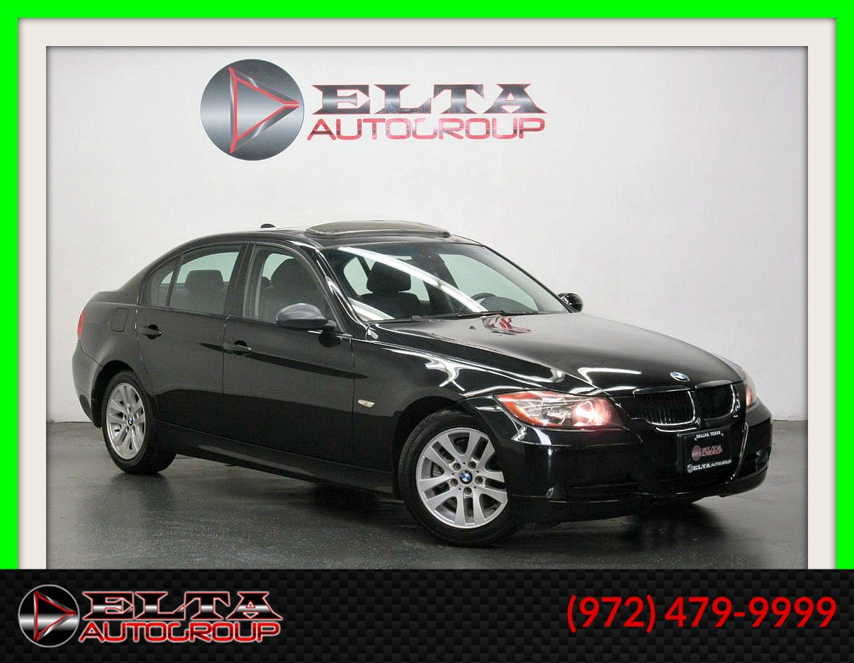 2007 BMW 3 Series 328i * LEATHER * SUNROOF * AUTOMATIC