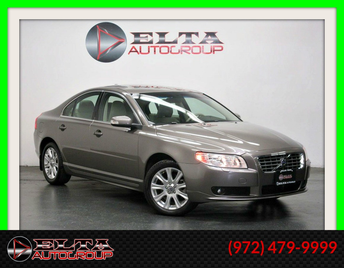 2009 Volvo S80 V6 * LEATHER * SUNROOF * LOW MILES