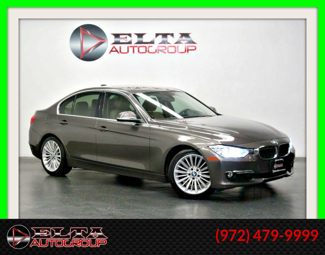 2013 BMW 3 Series 328i * LUXURY * NAVIGATION * LEATHER * SUNROOF