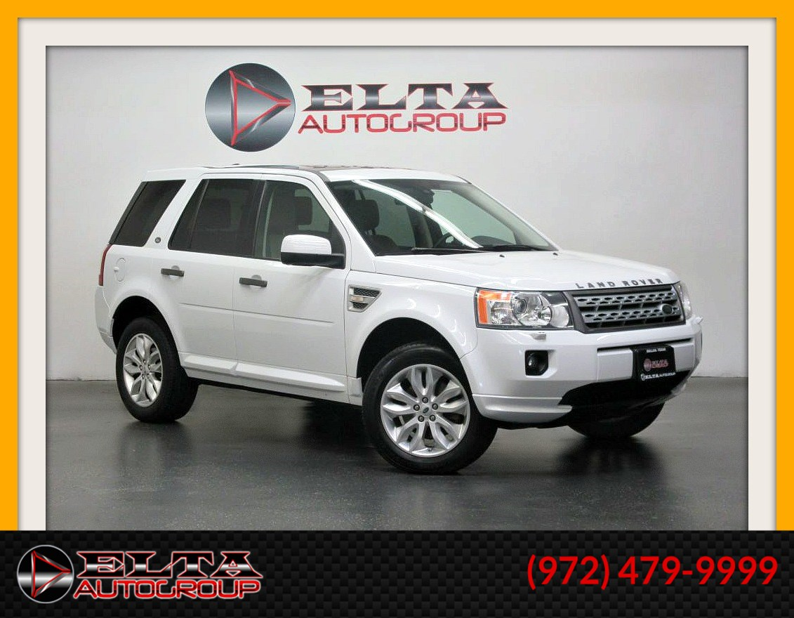 2011 Land Rover LR2 HSE * LEATHER * PANORAMIC * 1 OWNER * LOW MILES