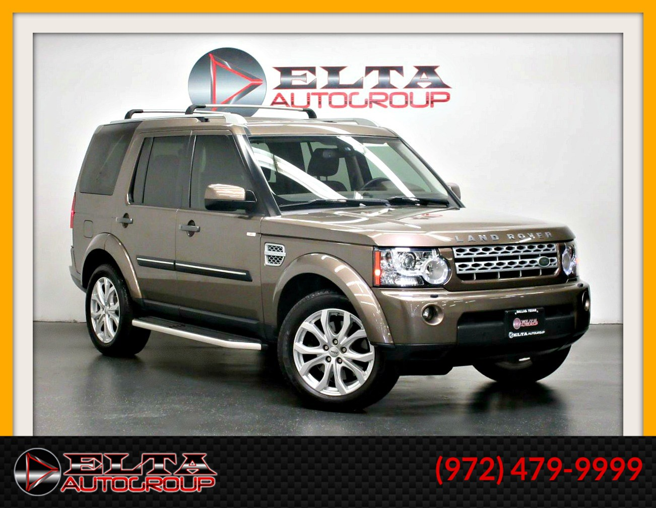2013 Land Rover LR4 LUXURY * NAVIGATION * CAM * 3RD ROW * LOW MILES