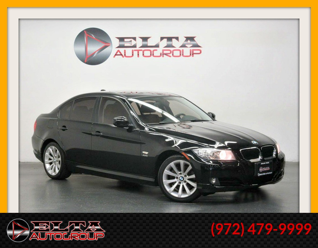 2011 Bmw 3 Series 328i Xdrive Navigation Roof Low Miles Delta Auto Group