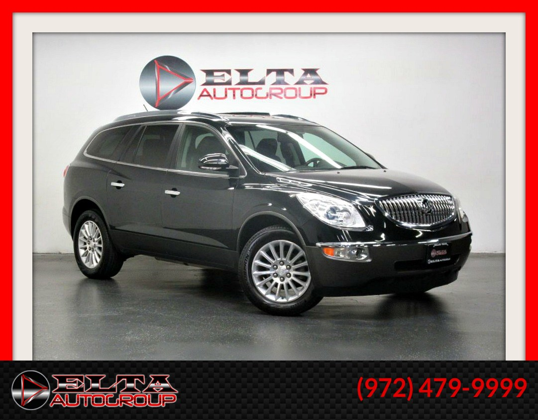 2012 Buick Enclave LEATHER * CAMERA * 3RD ROW * LOW MILES
