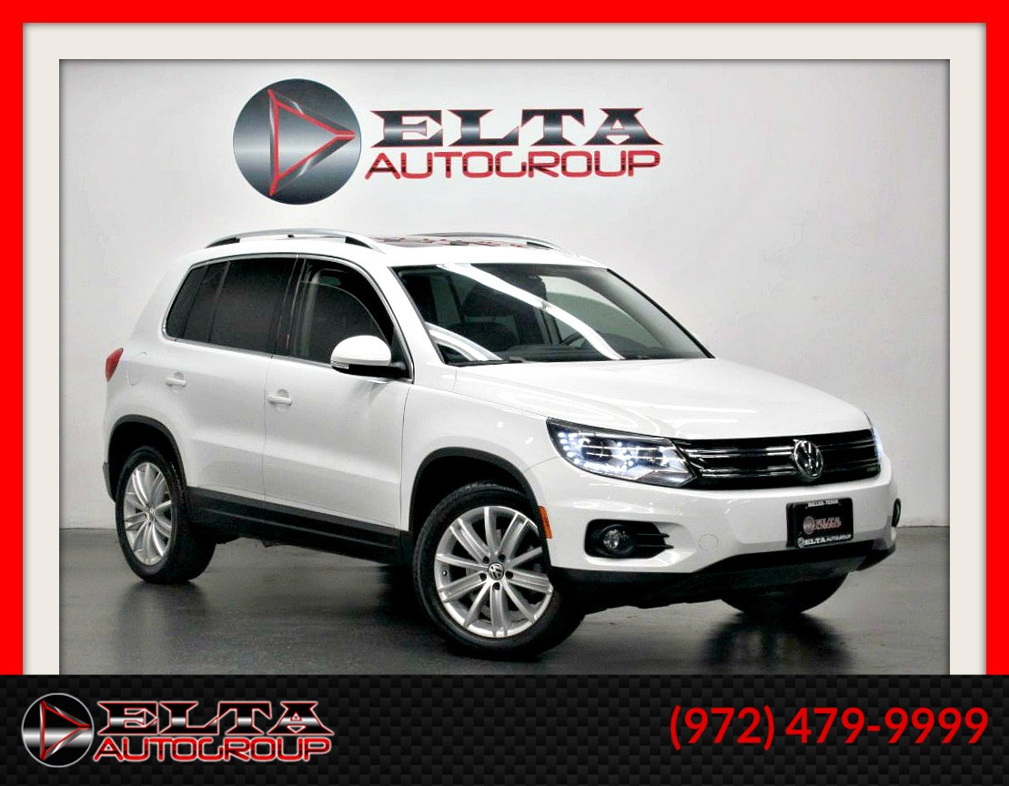 2016 Volkswagen Tiguan SE * NAVIGATION * CAMERA * LOW MILE * 1 OWNER