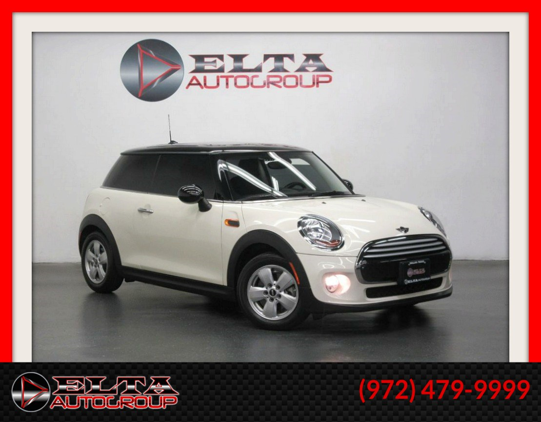 2015 MINI Cooper Hardtop LEATHER * PANO-ROOF * LOW MILE * WARRANTY