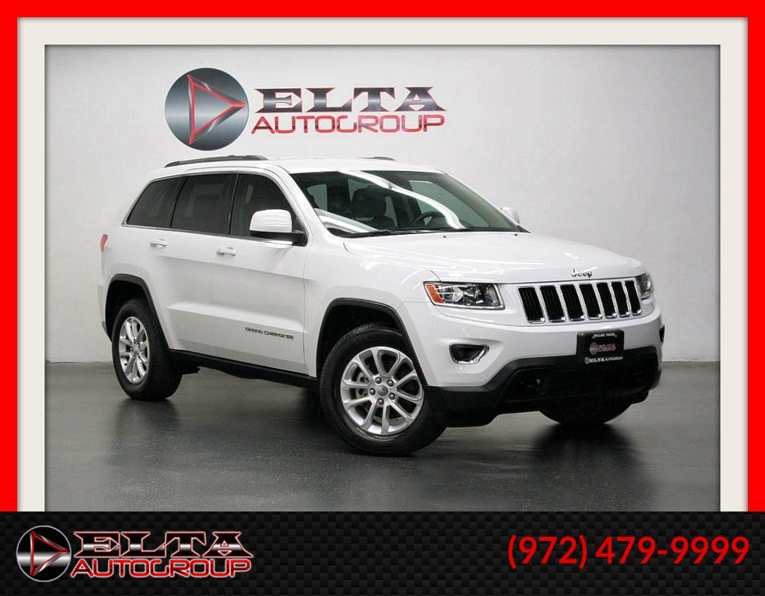 2014 Jeep Grand Cherokee LAREDO * 4WD * LEATHER * NAVIGATION * CAMERA
