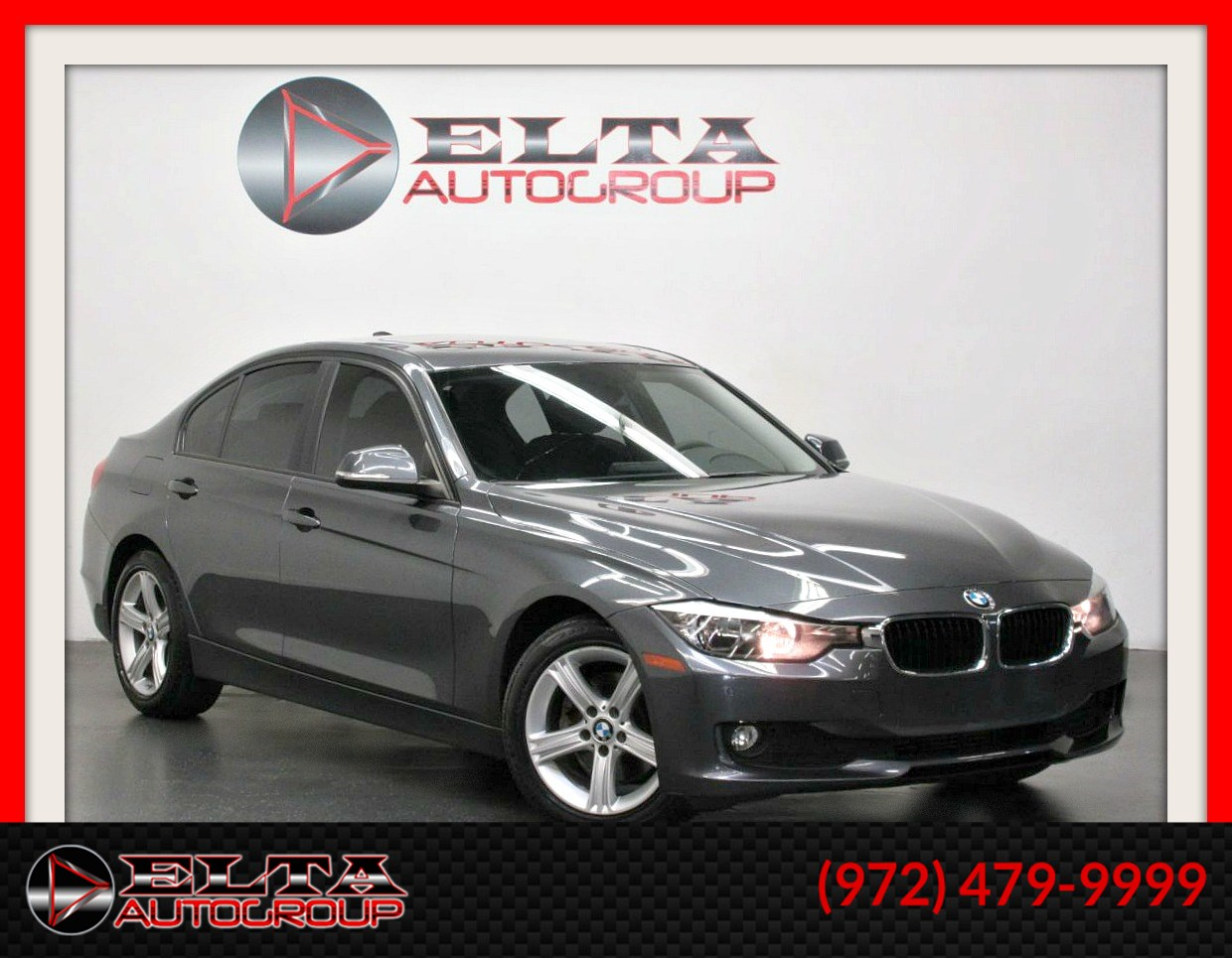 2015 BMW 3 Series 320i xDrive * CAMERA * LEATHER * ROOF * LOW MILES