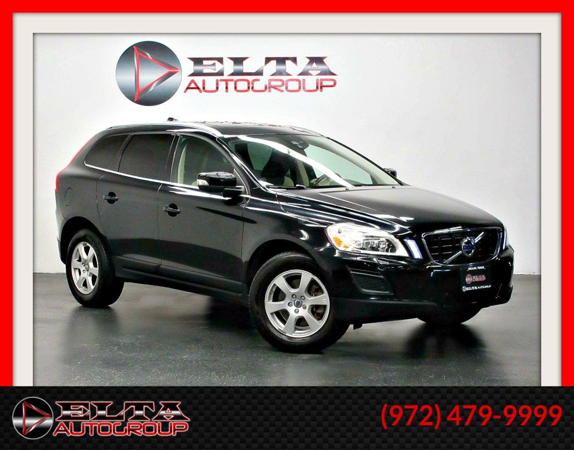 2012 Volvo XC60 3.2L * NAVI * CAMERA * LEATHER * ROOF * LOW MILES