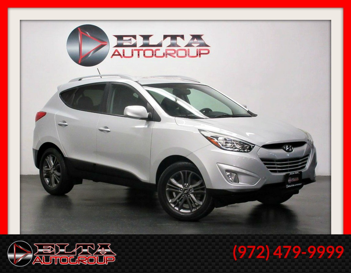 2015 Hyundai Tucson SE * CAMERA * HEATED * AUX * LOW MILES