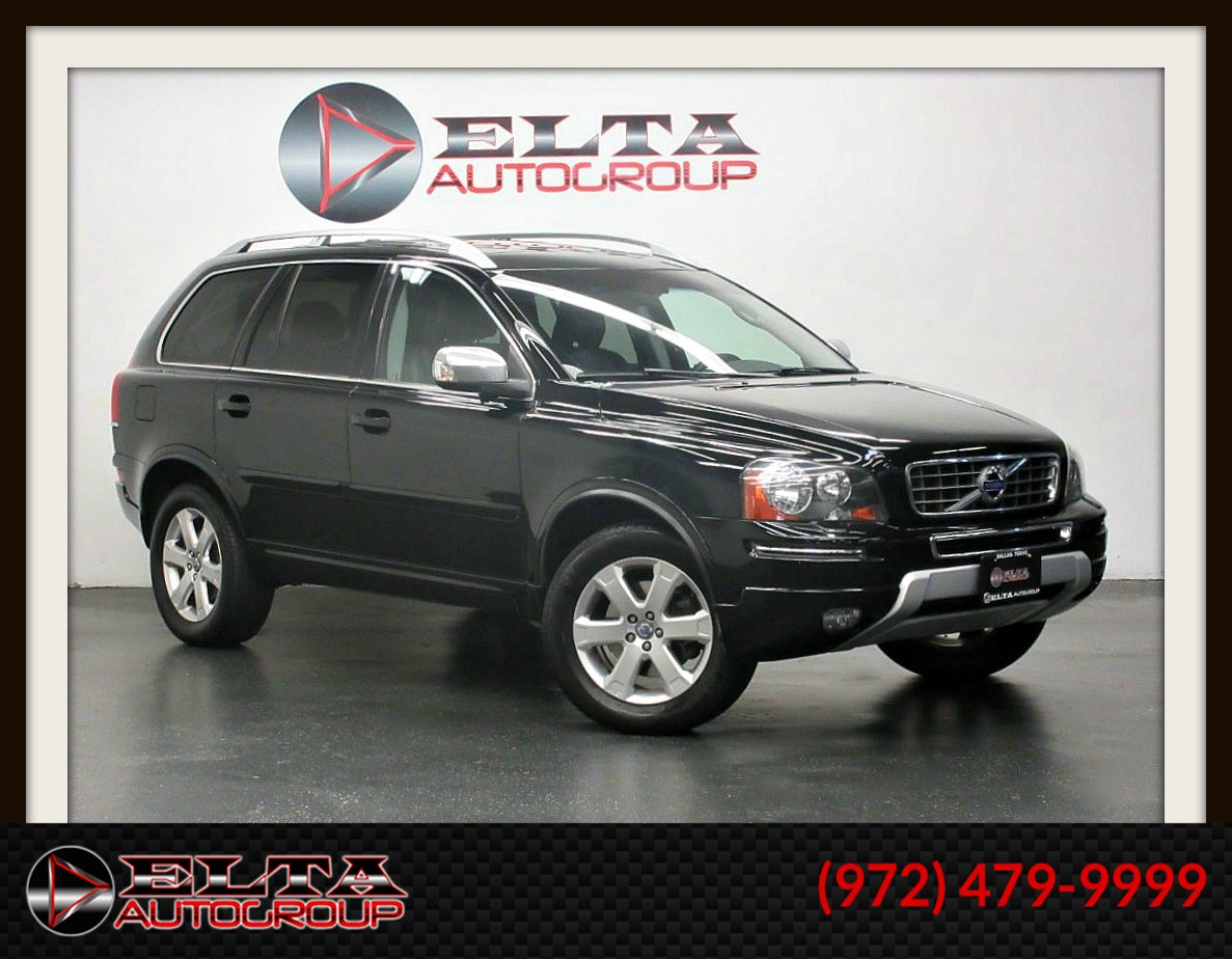 2013 Volvo XC90 PREMIER Plus * LEATHER * SUNROOF * 1 OWNER