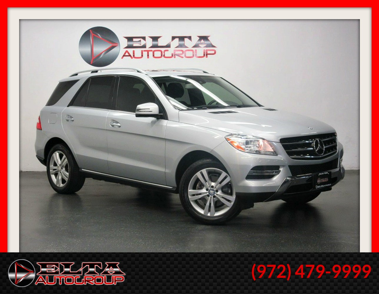 2013 Mercedes-Benz ML 350 * NAVIGATION * CAMERA * 1 OWNER SUV
