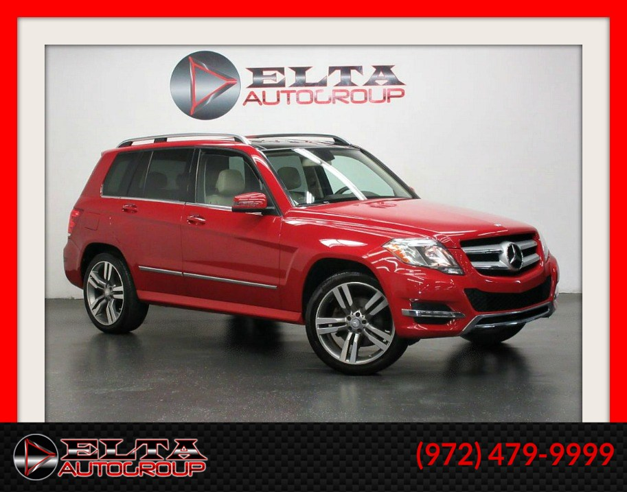2014 Mercedes-Benz GLK 350 * NAVIG. * CAMERA * PANORAMIC * LOW MILES