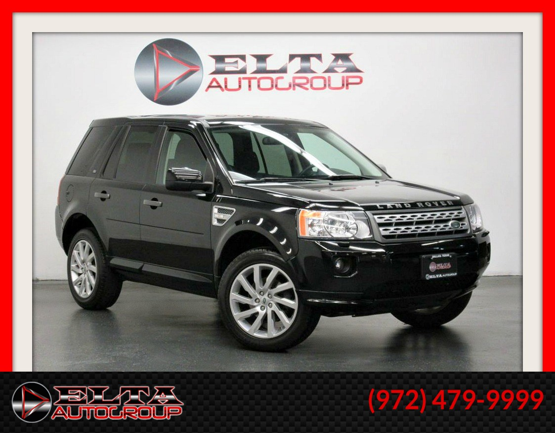 2012 Land Rover LR2 HSE * LEATHER * PANORAMIC * LOW MILES