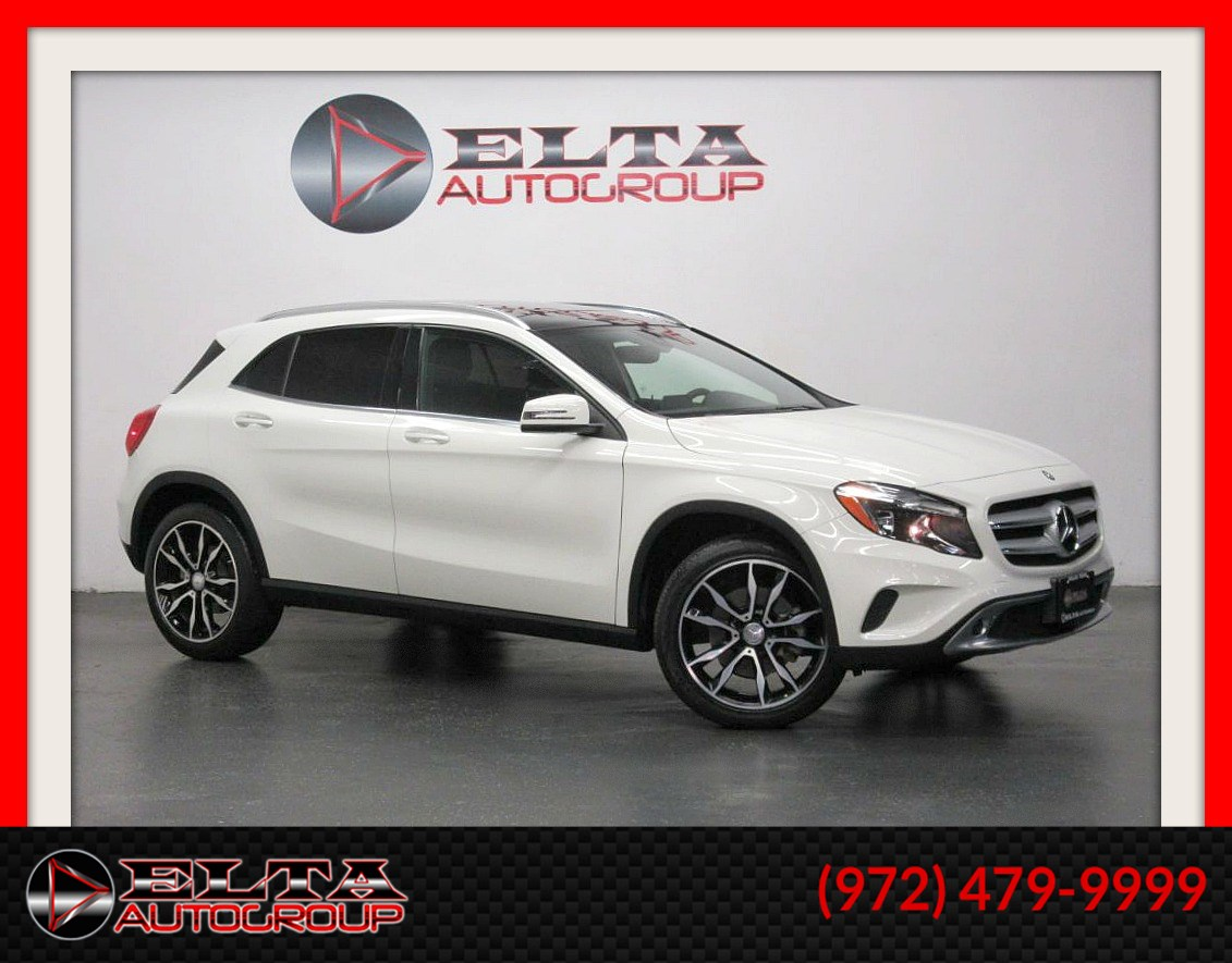 2016 Mercedes-Benz GLA 250 * NAVIGATION * PANO * CAMERA * 1 OWNER
