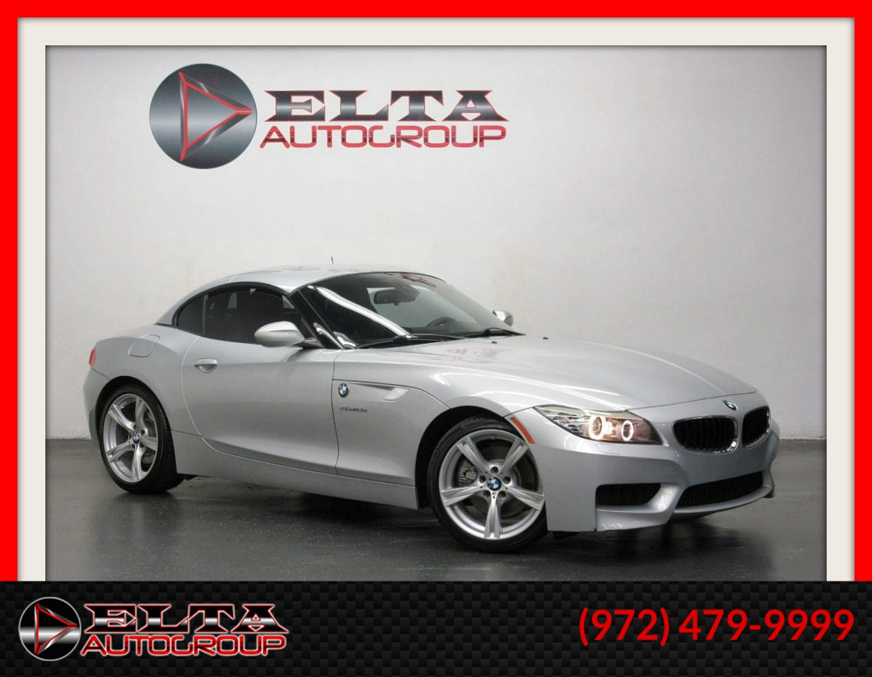 2012 BMW Z4 sDrive28i * M PKG. * NAVIGATION * LEATHER