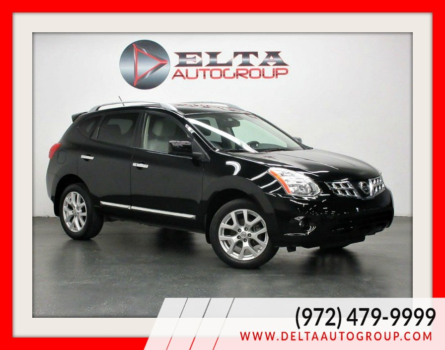 2012 Nissan Rogue SL * CAMERA * NAVI * LEATHER * ROOF * 1 OWNER