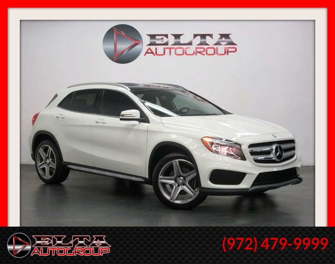 2017 Mercedes-Benz GLA 250 NAVIGATION * CAMERA * PANO-ROOF * 1 OWNER
