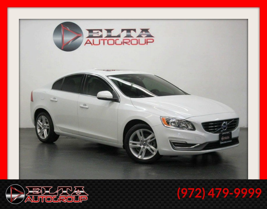 2015 Volvo S60 T5 Drive-E Premier Plus * CAMERA * ROOF * LEATHER