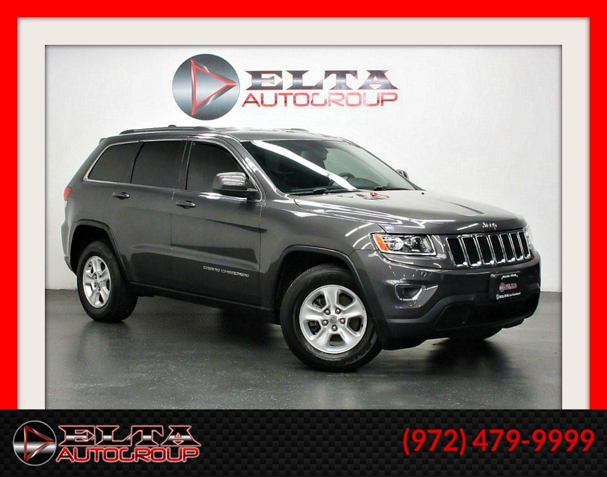 2015 Jeep Grand Cherokee LAREDO * V6 * LOW MILES