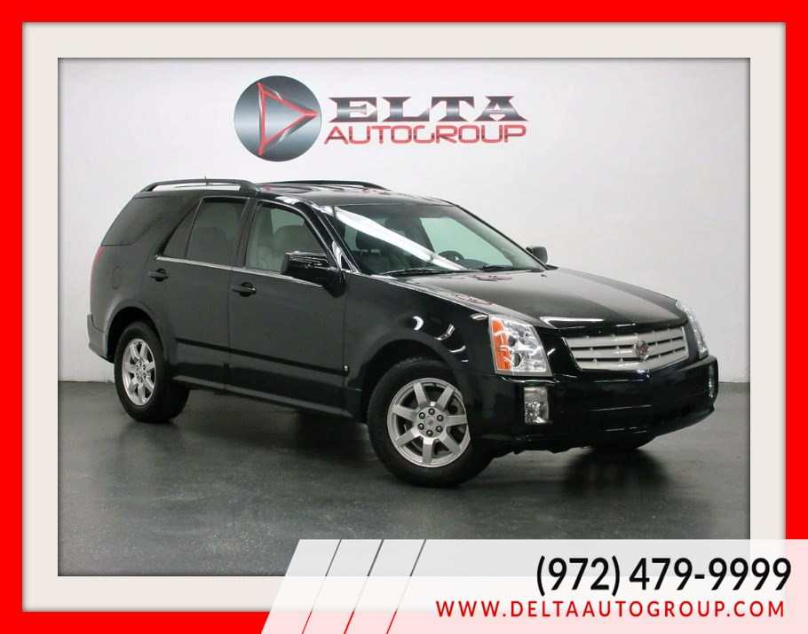 2008 Cadillac SRX LEATHER * V6 * AUTO * LOW MILES