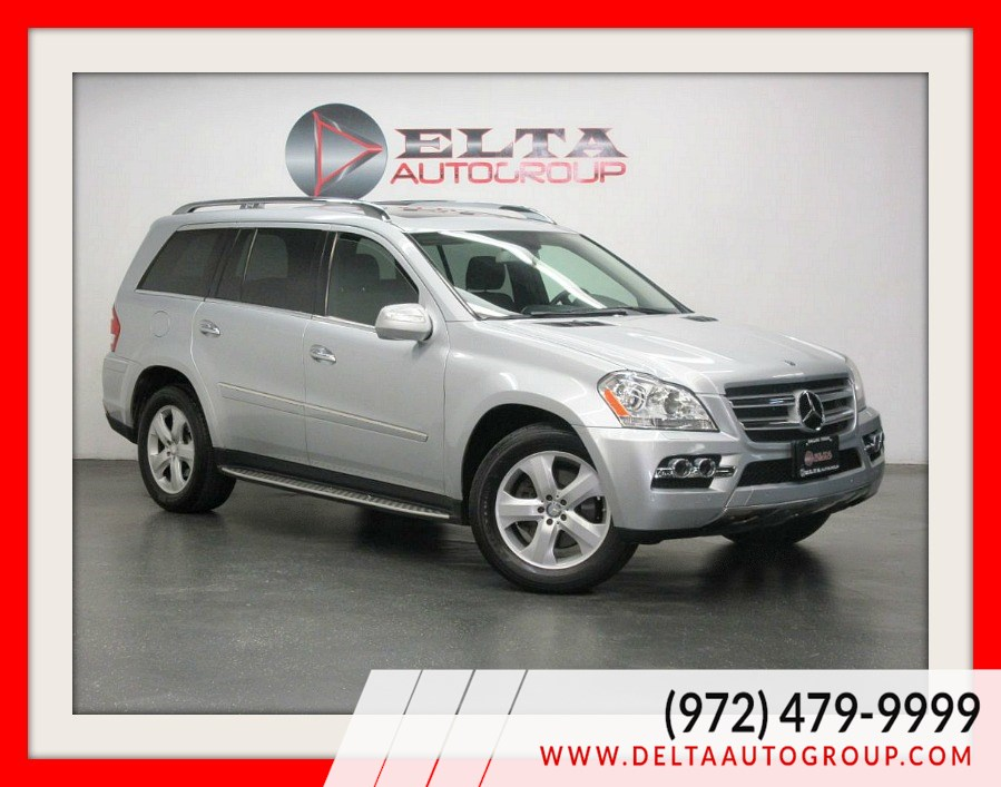 2010 Mercedes-Benz GL 450 4MATIC *CAMERA * NAVI * 3RD ROW * LOW MILES