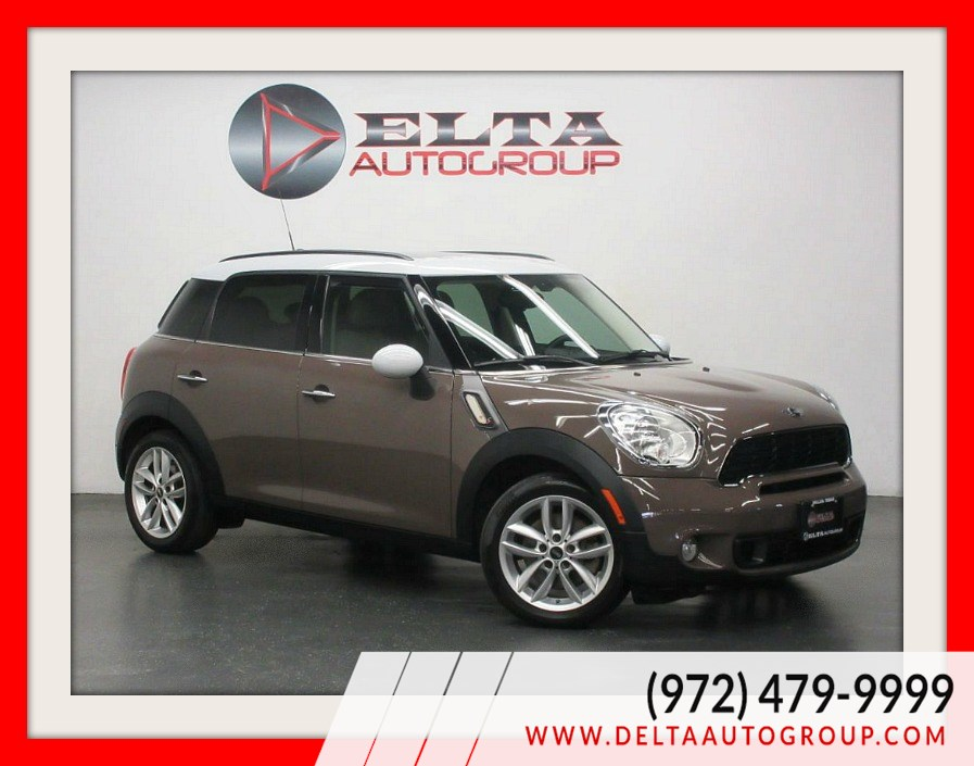 2013 MINI Cooper Countryman S * NAVIGATION * PANO * CAMERA * 1 OWNER