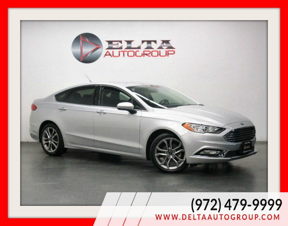 2017 Ford Fusion SE * CAMERA * LEATHER * BT * 1 OWNER
