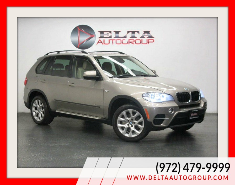 2012 BMW X5 35i PREMIUM * NAVIGATION * CAMERA * PANORAMIC