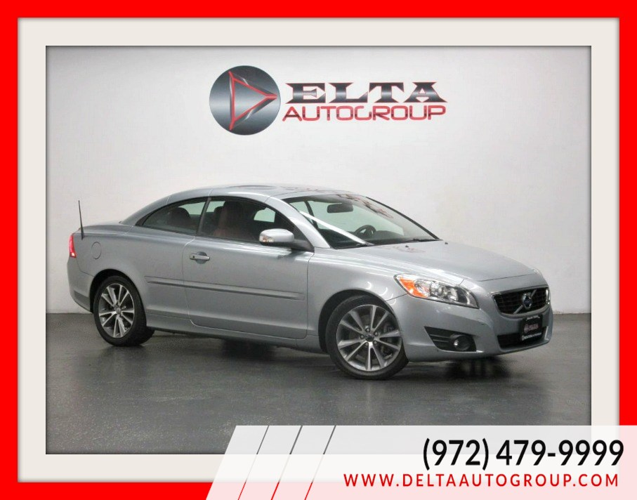 2012 Volvo C70 T5 Premier Plus * CONVERTIBLE * KEYLESS * 1 OWNER