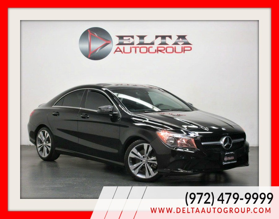 2016 Mercedes-Benz CLA 250 Coupe * PANORAMIC * NAVI * CAMERA * LOW MILES