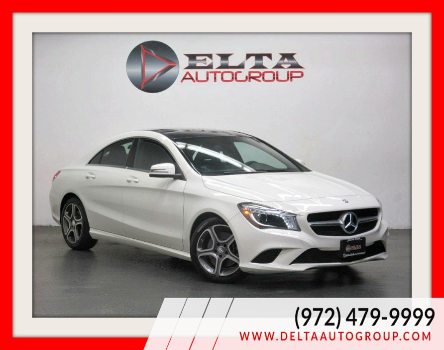 2014 Mercedes-Benz CLA 250 Coupe * PANORAMIC * HID * LOW MILES
