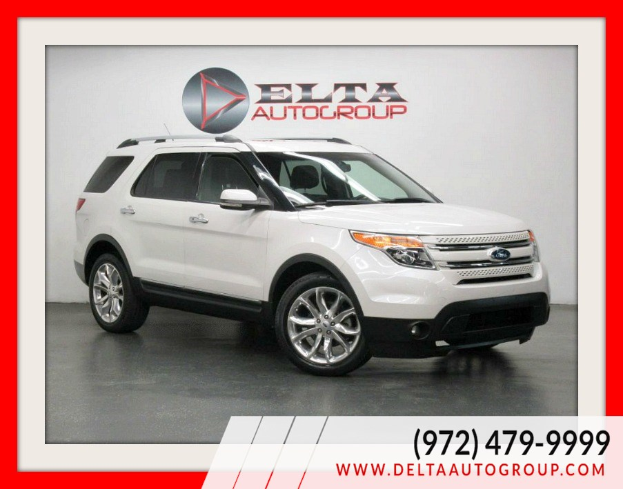2012 Ford Explorer LIMITED * 4WD * NAVI * CAMERA * PANO * 3RD ROW