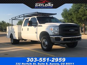 View 2015 Ford Super Duty F-350 DRW Crew Cab