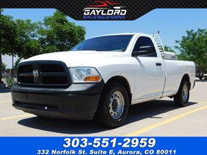 View 2012 Ram 1500 Regular Cab