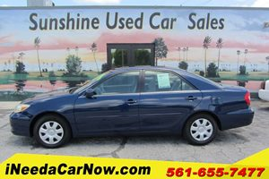 View 2002 Toyota Camry LE
