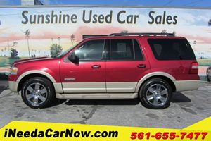 View 2007 Ford Expedition Eddie Bauer