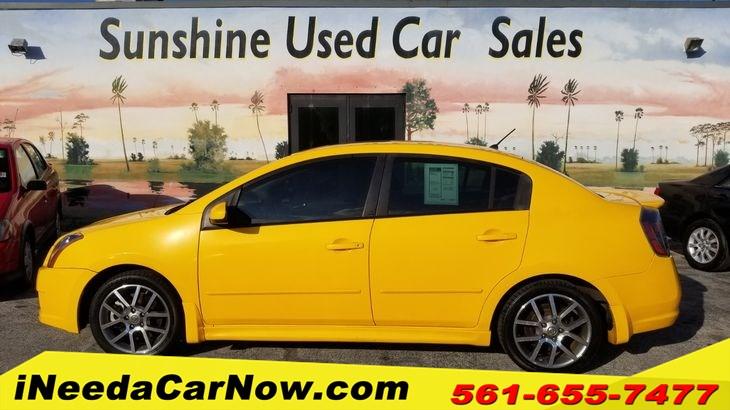 2007 Nissan Sentra SE-R Spec V *Transmission Noise Only $1499 Cash