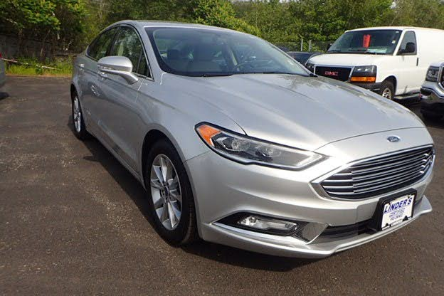 Sold 2017 Ford Fusion Se In Worcester