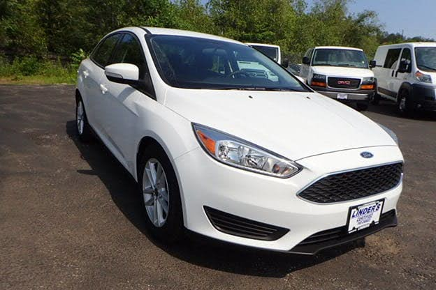 Sold 2017 Ford Focus Se In Worcester