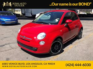 View 2015 FIAT 500
