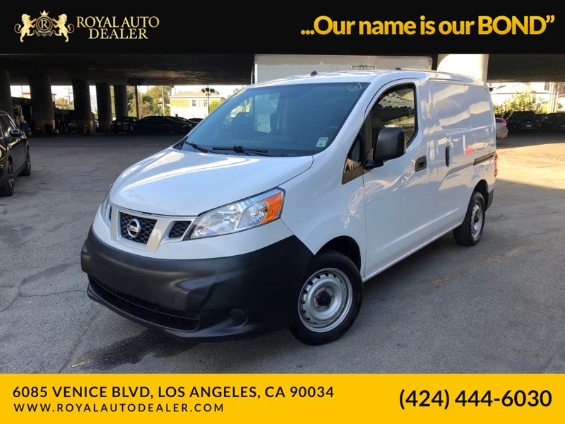 Nissan Dealership Los Angeles >> 2015 Nissan Nv200 S Royal Auto Dealer