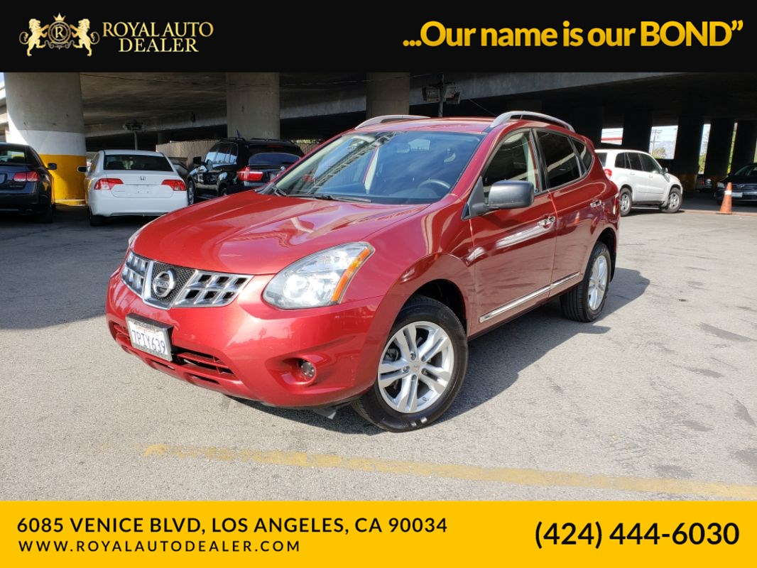 Nissan Dealership Los Angeles >> Sold 2015 Nissan Rogue Select S In Los Angeles