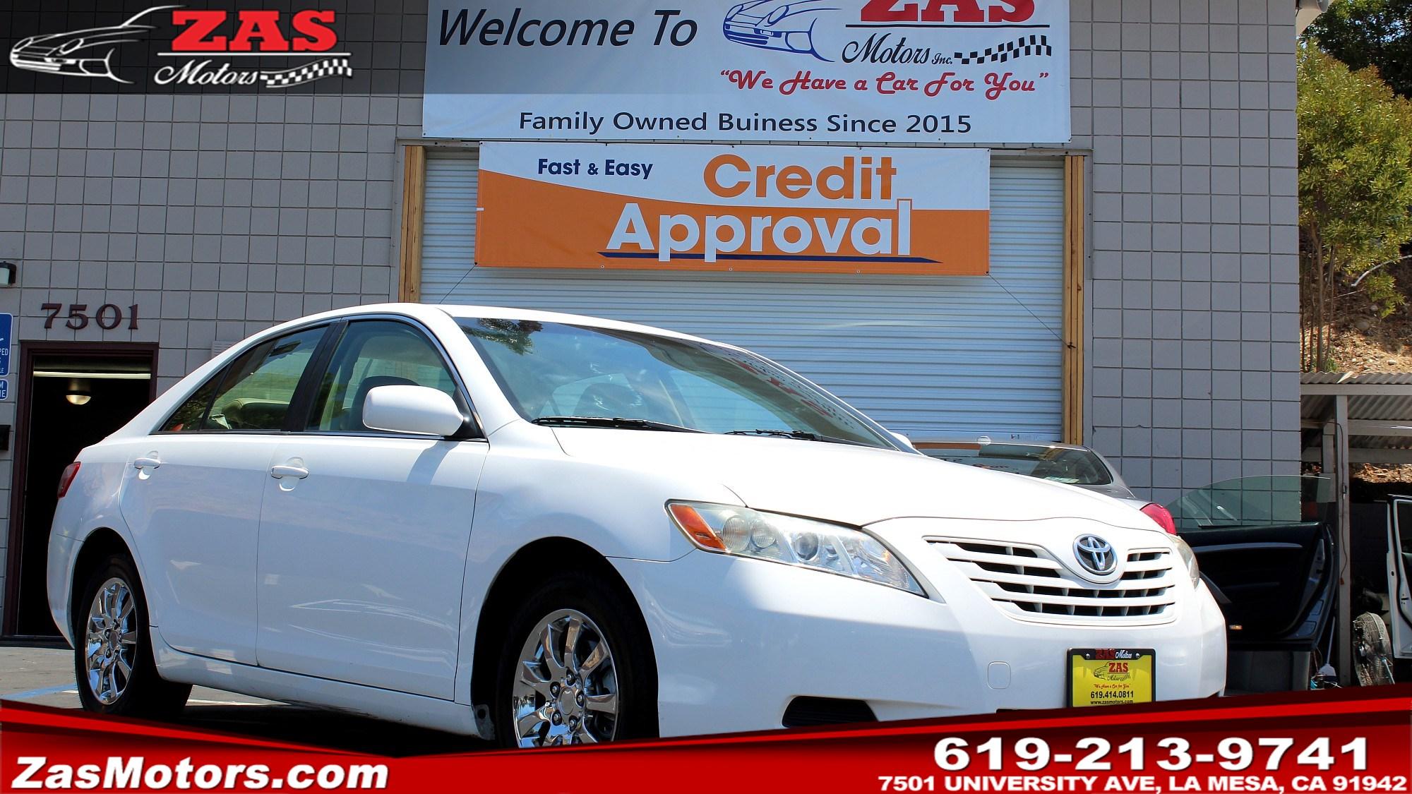 Used Toyota for Sale La Mesa CA ZAS Motors