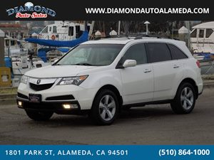 View 2010 Acura MDX