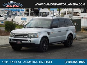 View 2008 Land Rover Range Rover Sport