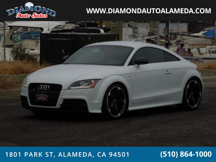 Tt Auto Sales >> Used 2013 Audi Tt For Sale Alameda Ca Diamond Auto Sales