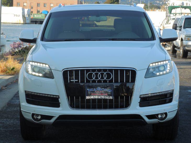2011 Audi Q7 3 0L TDI Premium Plus - Diamond Auto Sales
